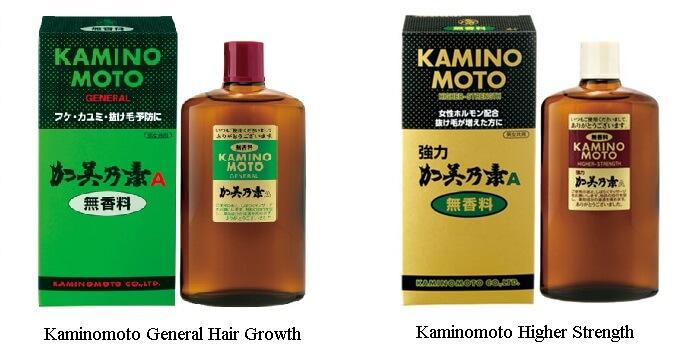 moc toc kaminomoto general hair growth danh cho toc rung lau nam anh 15