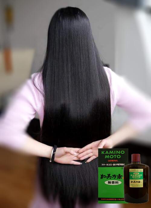 moc toc kaminomoto general hair growth danh cho toc rung lau nam anh 24