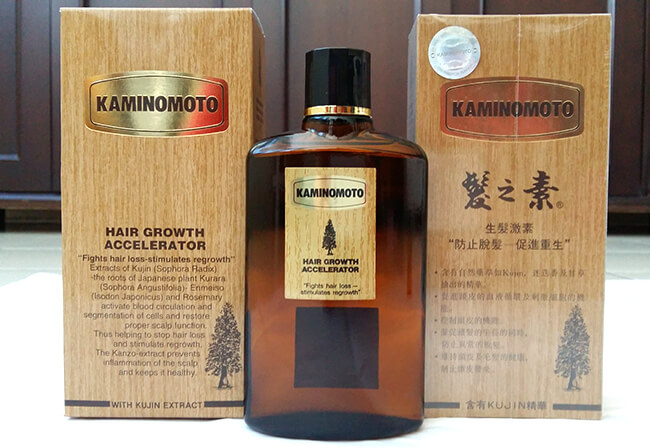 thuoc moc toc kaminomoto hair growth accelerator g nhat ban anh 7