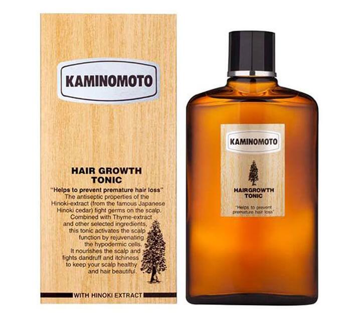 thuoc moc toc kaminomoto hair growth tonic s nhat ban anh 3