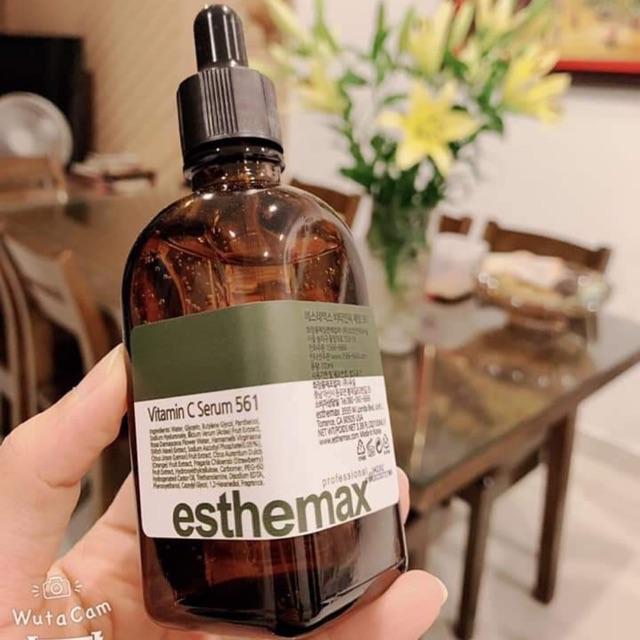 tinh chat vitamin c 561 serum esthemax 100ml anh 1