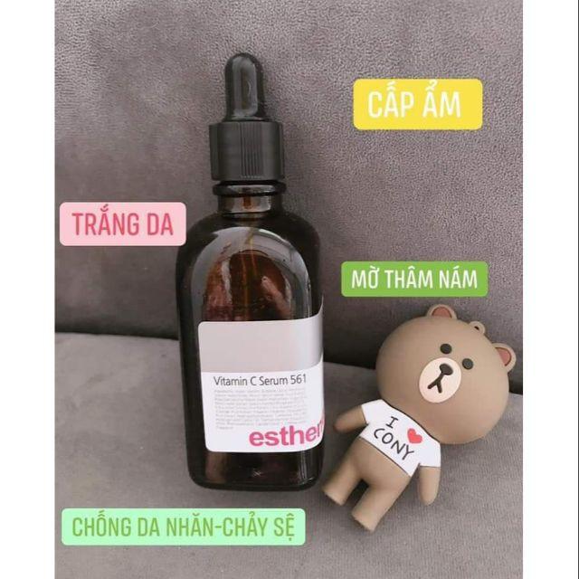 tinh chat vitamin c 561 serum esthemax 100ml anh 2